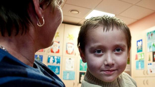 """6-letni Tomek opuścił szpital """"To jest na pograniczu cudu"""""""