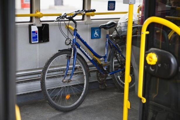 Nowe zasady przewozu rowerów ZTM