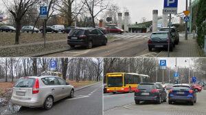 Parkowanie po warszawsku: bezpłatnie, nielegalnie, bezkarnie