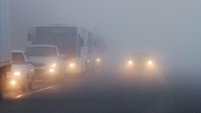 Po porannych mgłach przyjdzie rozpogodzenie