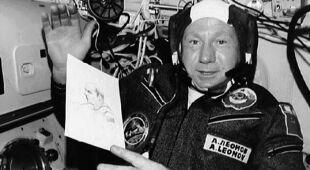 Zmarł pierwszy człowiek w przestrzeni kosmicznej
