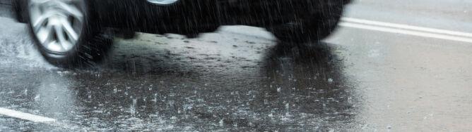 W trakcie burz spadnie do 15 litrów wody