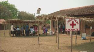 Wielu Boliwijczyków wymaga opieki medycznej