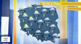 Dorota Gradias o prognozie pogody w najbliższym czasie (TVN24)